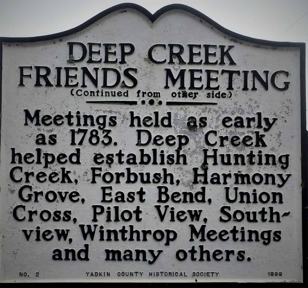 Deep Creek Friends Meeting